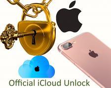 Офіційна Розблокування iPhone, iCloud Unlock