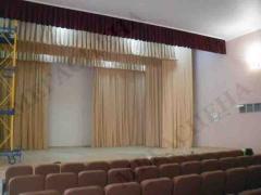 Оформлення інтер'єру залів для глядачів