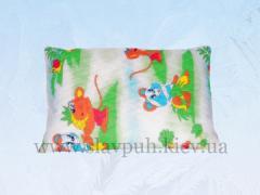 Ортопедична подушка дитяча. Дитяче постільна білизна