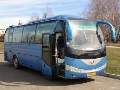 Паломницькі тури на автобусі 29 місць