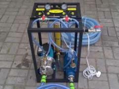 Пеноизольное обладнання трьох видів модифікацій
