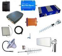 Підсилювачі мобільного зв'язку GSM, DCS, 3G. Новинки 2017