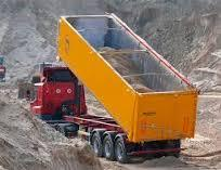 Пісок розсипом з доставкою г/п до 40 тонн