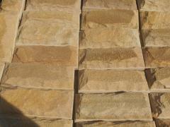 Плитка зі сколом з каменю пісковику