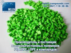 Поліпропілен вторинний (РР), гранули