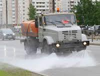 Полив зелених зон, доставка технічної та питної води