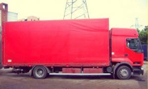 Попутні вантажоперевезення по Україні