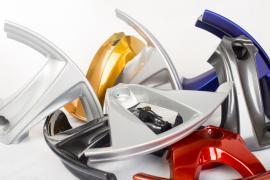 Порошкове фарбування виробів з різних типів металу з беспл. дос