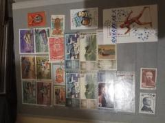 поштові марки колекція