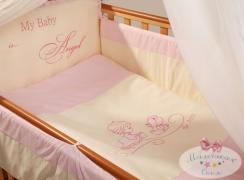 Постільна білизна для новонароджених Маленька Соня Ангел
