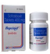 Препарат Hepcinat, Sofosbuvir Софосбувир. Лікування гепатиту С