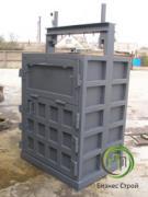 Прес для промислових відходів ПДО-2Ц (2 циліндра)