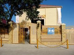 Продам елітний пляжний готель під Одесою, в центрі курорту Грибо