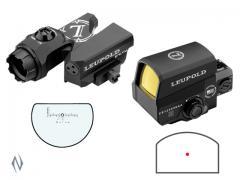Продам комплект Leupold D-EVO 6x20mm + Leupold LCO Red Dot Дешевий