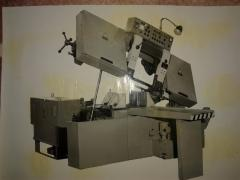 Продам - лентопильный відрізний автомат 8А544