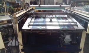 Продам шовкографічний автоматичний станок Sakuraі