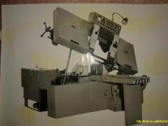 Продам з наявності лентопильный відрізний автомат 8А544