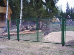 продаємо садові ворота за оптовими цінами з доставкою