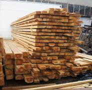 Продаж дерев'яного бруса, рейки, шалівки від 3 до 6 метрів