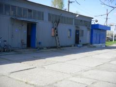 Продаж заводу з переробки гороху (від господаря)