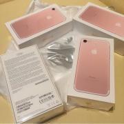Продажі смартфонів від Apple iPhone 7 плюс , Samsung С7 край