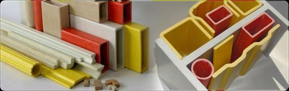 Профілі склопластикові будівельні