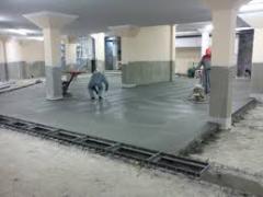 Промислова підлога - топпінг