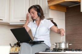 Проста підробіток для мам в декреті і домогосподарок