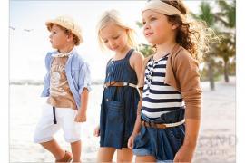 Придбати дитячий одяг та взуття оптом. Сток оптом