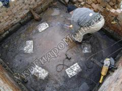 Пристрій фундаменту під водонапірну башту Рожновського ВБР