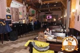 Пивний ресторан Харків. Золота Каністра. Паб