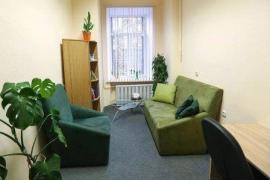Rent office of a psychologist hourly or daily