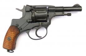 Револьвер Наган Грім Командирський ( укорочений)