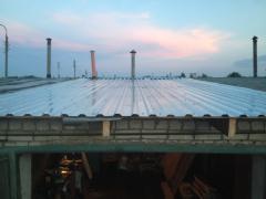 Roofing works Kharkiv