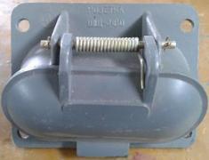Розетка штепсельна щитова ШЩ-4х60