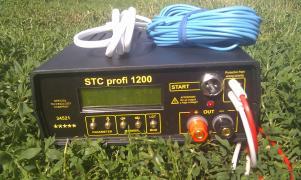 РОЗПРОДАЖ Електролова Samus 725 MS, STC profi 1200