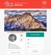 Розробка сайтів, Landing page