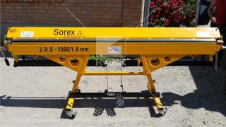 Ручної листогиб SOREX ZGR-2360