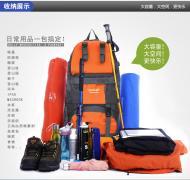 Рюкзак міський жіночий чоловічий унісекс універсальний похідний