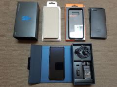 Samsung Galaxy С8 см-G950 - 64ГБ - опівночі чорний (розблокована) СМА
