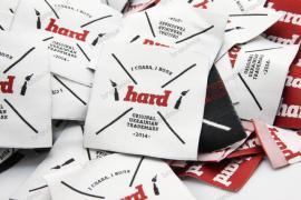 Швейна фурнітура під замовлення з Вашим логотипом