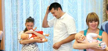 Сімейні заняття для вагітних в Дніпрі