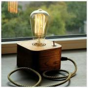 Світильник з дерева від виробника EcoLight