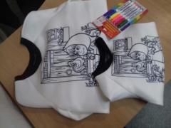 свитшоты розмальовки для мами та дитини від компанії