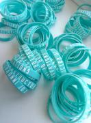 Силіконові браслети (сувенірна продукція)