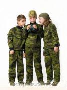 Сюрприз для дитини - дитячий камуфляж - нова ідея подарунка