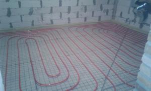 Тепла підлога, радіатори, комбіновані системи опалення