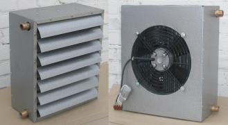 Тепловентилятори «АТОМ» АВО-10