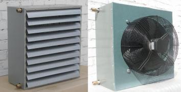 Тепловентилятори «АТОМ» АВО-20