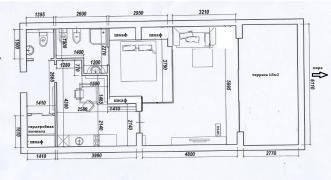 Терміновий Продаж нових 2-х кімнатних в готельному комплексі